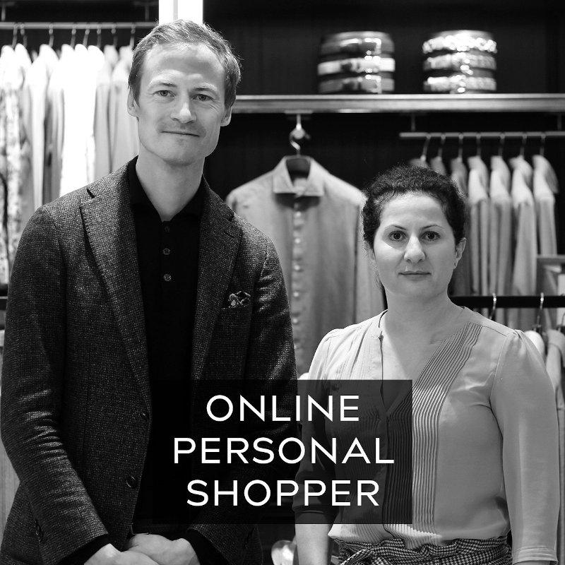 La Chemise personal shopper